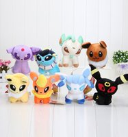 Poke Pikachu Movie Pocket 8 Styles 5 inch Umbreon Eevee Espe...
