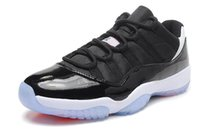 Classice New Mens Shoes 2016 Retro 11 Low Basketball Shoes B...