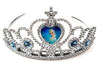 frozen crown tiara dress Elsa Anna princess crowns hearts di...