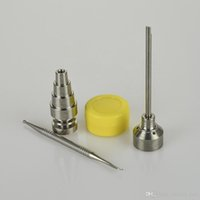 1pcs Titanium Nail Tool 10mm 14mm 18mm Adjustable Set Bongs ...