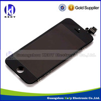 Wholesale - Replacement l LCD for iPhone 5 i phone 5 iphone5...