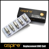China Best Supplier Aspire BVC Coil 1. 6ohm & 1. 8ohm Aspire N...