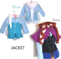 Frozen coat. New autumn winter children' s jacket, 100% ...