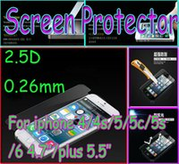 Premium Real Tempered Glass Film Screen Protector Anti- finge...