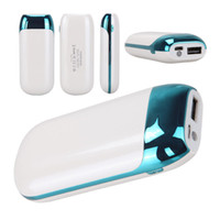 US Stock Universal 6000mAh Power Bank Portable USB External ...
