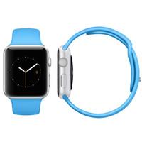 Золотой носимого Goophone Смарт часы MTK2502C 1,54 дюйма IPS 200mAh батареи сердечного ритма сна тестер Тестер наручные часы для Android смартфонов
