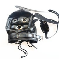 Adult Games Removeable Fun headgear goggles penis gag altern...