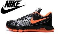 Nike KD 8 EP Basketball Shoes Mens Retro KD VIII Cheap Kevin...