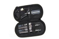 EGo c Twist kit de arranque cigarrillo electrónico 1100mah 900mah 650mah batería ajustable 3.2V a 4.8V EGO Twist doble kits e cigarrillos