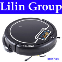 (Free to Russia) Robot Vacuum Cleaner, with Water Tank, Wet & ...