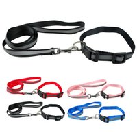 Reflective Dog Leash & Collar Set Nylon Material High Qualit...