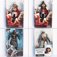 NECA figures Three generations NECA Assassin' s Creed II...