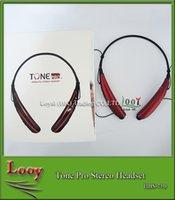 Écouteurs pour iPhone 6 Plus LG Samsung S6 Edge HBS 750 HBS-750 Sports Écouteurs stéréo sans fil Bluetooth Écouteurs dans l'oreille casque