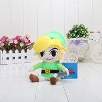 The Legend of Legend Zelda NINTENDO 20CM stuffed plush toys ...