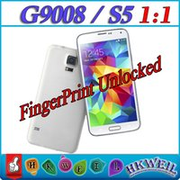 Original Size 1: 1 S5 G9008 I9600 Quad Core Cell Phone 2G RAM...