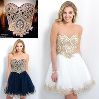 2015 New Black Lace Sweetheart Tulle Homecoming Dresses Lace...
