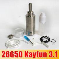 26650 Kayfun Lite 3. 1 Atomizer Fit for 26650 battery Cartomi...