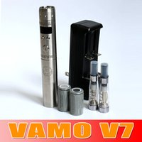VAMO V7 Series Mod VAMO V7 set 30W starter kit stainless ste...
