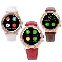 US Stock! D2 Waterproof Bluetooth Smart Watch Phone Mate Hea...