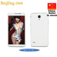 Big discount 5. 7 Inch Note 4 N9100 G9800 Unlock phone Quad c...