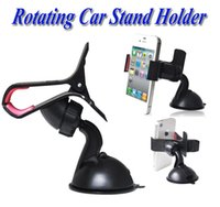 High Quality Rotating Car Mount Holder Windshield Sucker Bra...