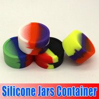 Hot Sale Wax Containers Silicone jars container silicone con...
