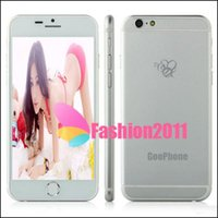 4. 7Inch Goophone I6 Quad Core MTK6582 3G Android 4. 3 Smart P...