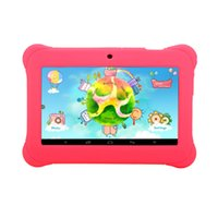 US Stock! iRULU 7 Inch Kids Tablet PC Android 4. 4 Allwinner ...