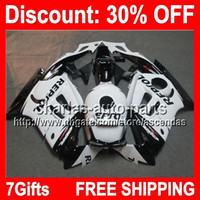 7gifts Repsol White Black Full Fairing Kit For HONDA CBR600F...