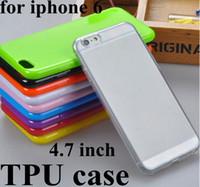 TPU gel Crystal Clear Ultra thin soft silicon Case Back Cove...