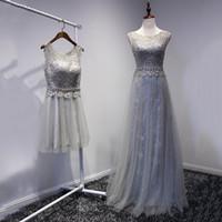 2016 Distinctive Diamonds Evening Dresses Bateau Neck Portra...