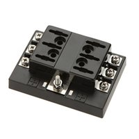 universal fuse box uk uk delivery on universal fuse box cheap universal 6 way circuit car fuse box holder 32v dc waterproof blade fuse holder block for auto car boat high quality terminal