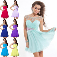 2015 Summer Fall Homecoming Dresses For 8th Grade Graduation...