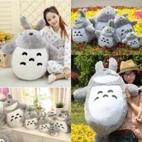 Hot Free shipping Totoro Plush Toys In 20 45 55 75 cm, Kids ...