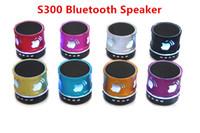 Led Speaker Mini Bluetooth Speaker Flash Handsfree Wireless ...