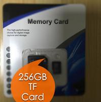 2017 Venta caliente 256GB 128GB Micro SD Tarjeta Clase 10 UHS-I SDXC C10 Tarjeta de Memoria TF Tarjeta con Adaptador SD BestSeller