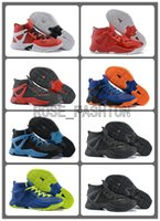 Cheap Basketball Shoes LBJXIII Sports Boots Sneakers Men Tra...