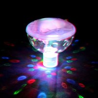 2015 New LED Underwater Floating Lamp Disco Party Light Show...