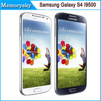 Samsung Galaxy S4 i9500 desbloqueado cámara 13MP teléfono Quad Core de 16 GB de almacenamiento de alta calidad reformado blanco negro 002864