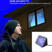 Deters Burglars! Fake TV Home Security Fake TV LED TV Simula...