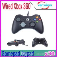 30pcs Xbox 360 wired Controller Joystick for xbox 360 Replac...