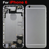 Full Back Cover Housing For 4. 7inch iPhone6 Complete Battery...