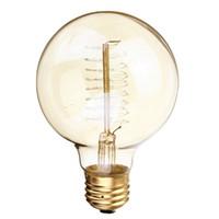 Wholesale- Best Promotion E27 G80 60W Filament Light Bulb Vin...