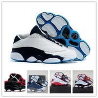 Mens Basketball Shoes Retro 13 XIII Low HORNETS 310810- 107 G...