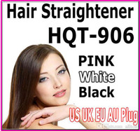 Hair Straightener Flat Iron HQT- 906 iron Straightening Brush...