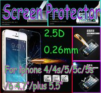 Premium Real Tempered Glass Film Screen Protector 2. 5D round...