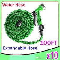 100FT Expandable Flexible WATER GARDEN hose flexible water H...