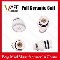 Double Coil Atomizers For Elips Vaporizer Pen Ceramic & Tita...