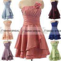 Cheap Short Beach Bridesmaid Dresses In Stock Free Shipping ...