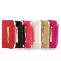 Étui en métal iphone 6splus case / 6plus étui pour téléphone cellulaire iphone6 / 6s étui pour téléphone portable